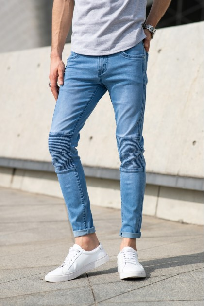 REBEL Sky Skinny Denim