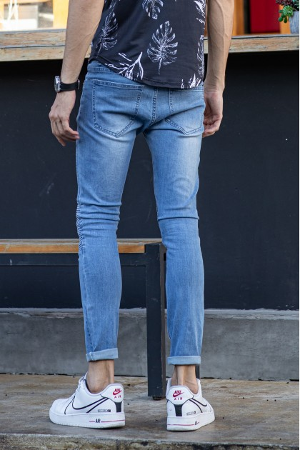 REBEL Sky Skinny Denim Jeans