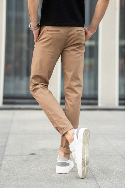 Casual Basic Khaki
