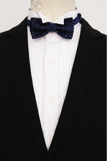 Little Colors Dark Bow Tie