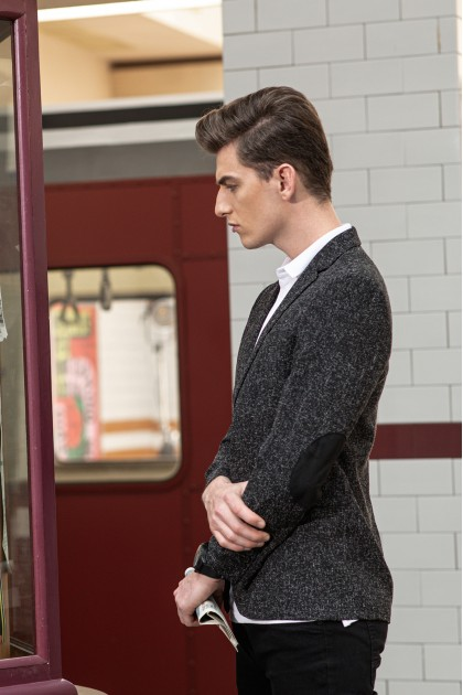 George Black Coat