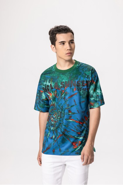 Amazon Rainforest Oversize T-Shirt